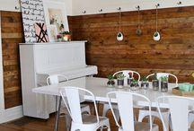 Mood Board - Dining Room / Dining room inspiration