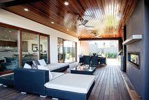 outdoor - decks etc