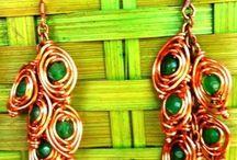 My creations / Handmade jewerly