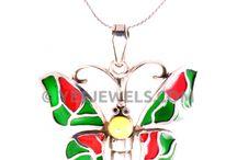 Kolye / Necklaces / İster kendinize ister sevdiğiniz kişiye sürpriz yapıyor olun YES! Jewels kolyeler mükemmel bir seçim olacak.