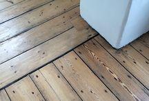 Flooring inspiration / Flooring design and details.