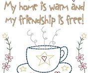 Friendship words