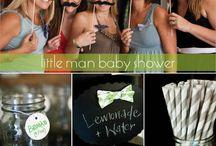 Baby Shower (Boy) Ideas