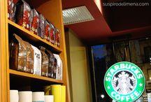 Starbucks España / Café peruano en Starbucks Madrid