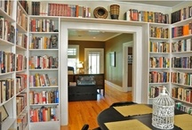 bookshelves / just because i love them