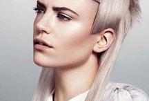 Editorial hair //cuts