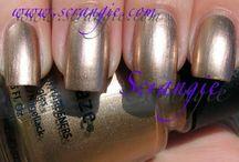 China Glaze - My Nail Polishes Collection