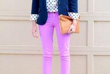 Mer farger i garderoben