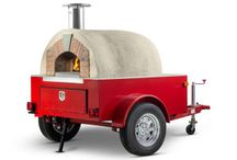 Mobile Pizza Ovens / Here are mobile pizza ovens - pizza ovens that you can take with you!  / by Forno Bravo
