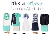 Capsule Wardrobe / Garderoba mea