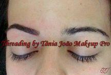 Design / Threading Eyebrow