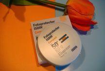 Fotoprotector Compact tono Arena 50+ de ISDIN gracias a MIFARMA