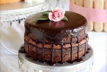 Just Cakes! / No cupcakes, no muffins, no cookies, just CAKES! / by Christina's Cucina