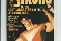 tom strong / by Jim Snorf