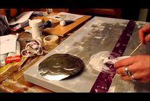 Trucs peinture acrylique