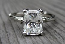 Moissanite Sparkle / i.am.obsessed. / by Marisa Fratto