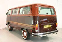 Combi VW Late Bay - T2B - 1973 -1979