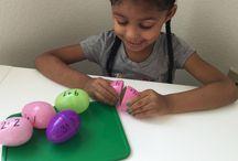 Crafty Math / Learning through fun math activities