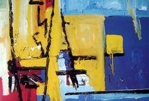 Quim Corominas. Pintura. / Quim Corominas. Colors. Pintura. Paintings.