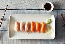 Cuisine : sushi