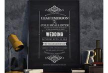 printable wedding invitations / Wedding Invitation Set, Save the date, RSVP postcard, Wedding set, Printable Wedding Invitation Suite, Customizable Wedding Invites