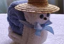 manualidades con toallas