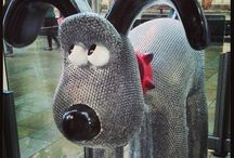 Gromits / Gromits around Bristol