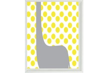 """My baby """"giraffe"""" nursery ideas! / I want to start with these as base colors and then add splash of pink, or blue, based on """"little giraffes"""" sex!  / by Austin Richell"""