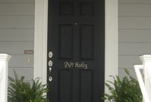Curb Appeal / by Angie DeBacker