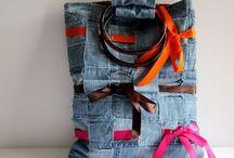 Riciclo jeans ed altro
