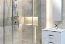 Inspiracja Viverto - beżowa recepta na małą łazienkę