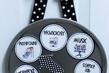 preschool ideas / by Andreita Castaño