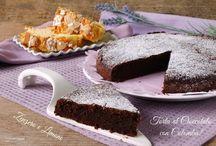 torte, dolci, creme