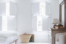 windowcoverings - raambekleding / Tessa van Hoogstraten Interiors - www.tessavanhoogstraten.nl -Interiors - Home - Inspiration - Colour - Design - Living - Decoration - Style - Furniture - Livingroom - Bedroom - Kitchen - Bathroom - Cafe - Restaurant - Bar - Horeca - Interieur - Styling - Design