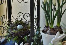 Фонари весна