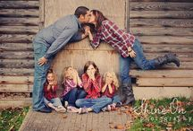 Family photography poses
