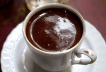 kawa i czekolada