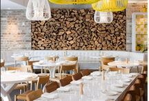Restaurants bars bakeries etc / Inspirational design