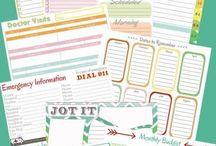 Cosas de organización casa