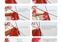 Knit/Crochet / Lovely lovelies - GRANNIES