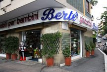 Dove siamo! :) / Bertè Giocattoli Viale dei Colli Portuensi, 453/455 Roma 06.65.744.143