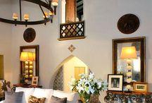 spanish style (indoor)