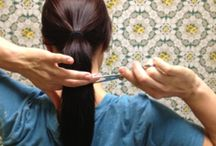 DIY Haircuts and Styles