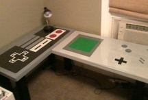 Computer gaming station