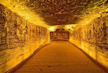 Egyptské interiéry