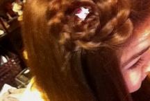 hair. <3 / by Danielle Comeau