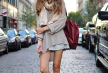 Street Style / by Maira Genovese