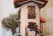 Hecho a mano - Hand made / Trabajos artesanales realizados a mano de la zona del Valle del Tiétar.