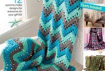 Crochet Afghans & Throws