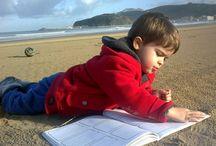 educación en familia / Ideas e inspiración para disfrutar de los hijos